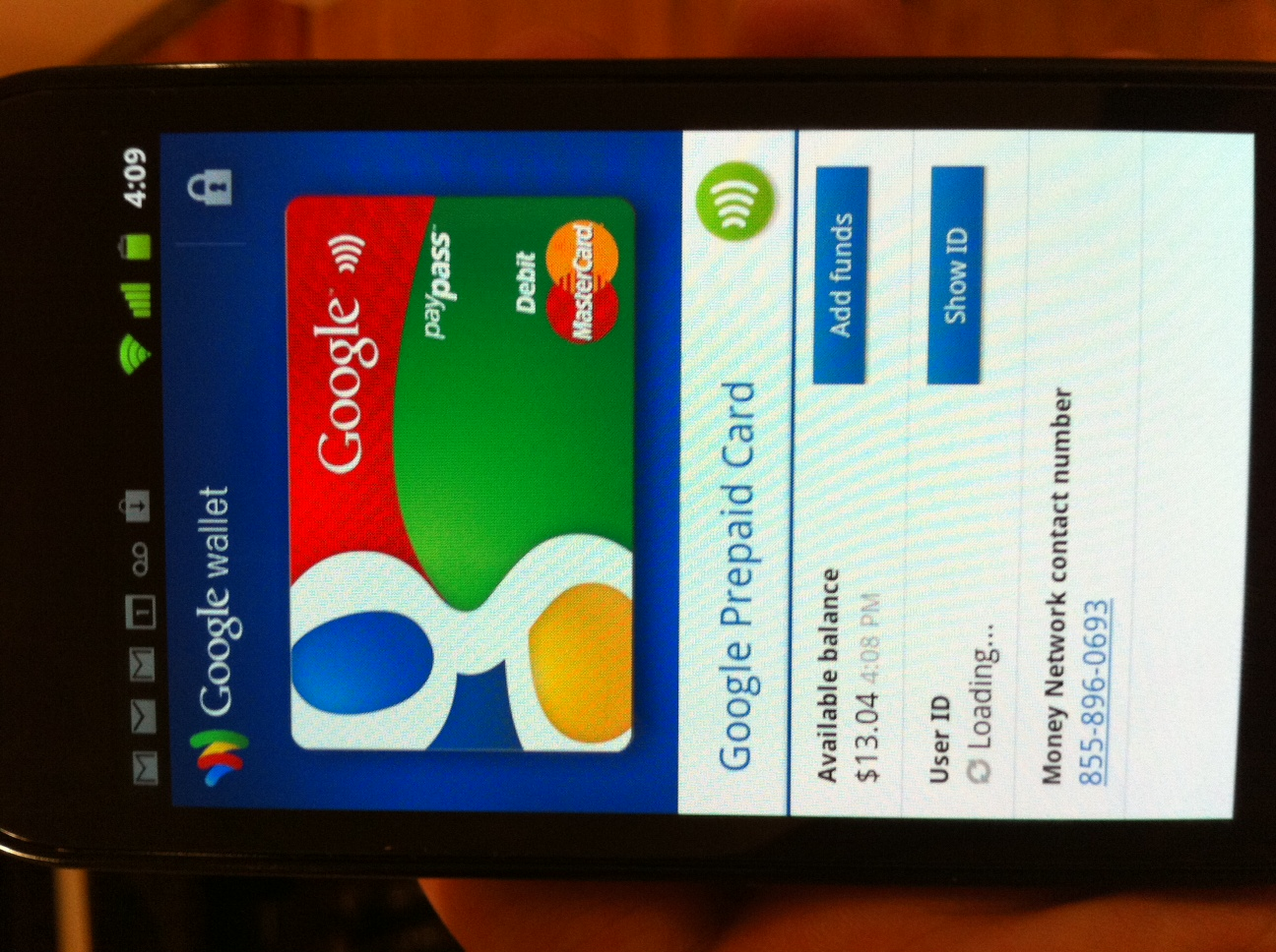 Google Updates Google ...T Mobile Payment Address